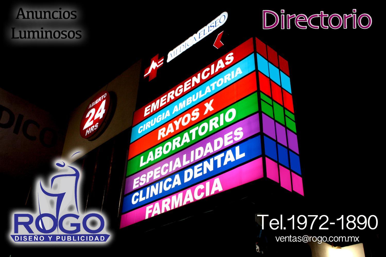 letreros cajas de luz anuncios luminosos en monterrey